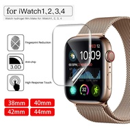 Screen Protector Watch case cover For Apple Watch 5 4 3 2 1 case 42mm 38mm Clear Full 40mm 44mm for iWatch 4 Series 5 1/2/3/4