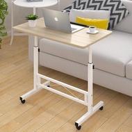 【HappyLife】可調角度升降電腦桌 YV9229(工作桌 升降桌 筆電桌 沙發邊桌 懶人桌)