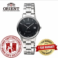 (READY STOCK) ORIENT UNG7003B Quartz Contemporary Stainless Steel Ladies' Watch