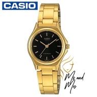 Casio Standard นาฬิกาข้อมือสุภาพสตรี สายสแตนเลส รุ่น LTP-1130N
