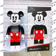 BE@RBRICK MICKEY MOUSE R&W 2020 米老鼠 米奇 庫柏力克 1000% bearbrick