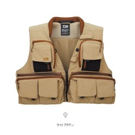 【平昇釣具】 DAIWA DV-32008  透氣大收納背心 釣魚背心 灰/卡其色 全新品