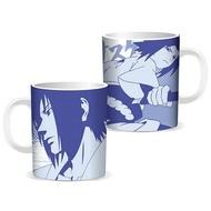 火影忍者-馬克杯-佐助藍