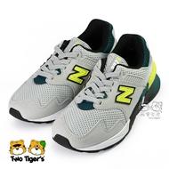 New Balance 997S 灰色 休閒運動鞋 套入式 中童鞋 NO.R4580