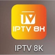 IPTV 8K for Android (LifeTime )