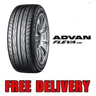 IN stock,HOT stockYokohama Advan Fleva V701 Performance Tyres 195/50/15 195/55/15 205/45/16 205/45/17 215/45/17 ...
