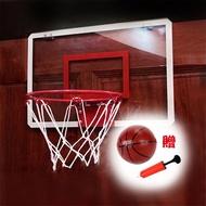 【888便利購】高級透明壓克力籃球板(鐵框)(家裡辦公室舒壓投籃)