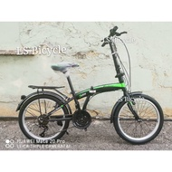 20 Inch Treking Folding Bike