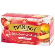 唐寧 TWININGS 草莓芒果茶  25入/盒
