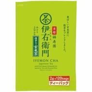 ✨預購✨ 伊右衛門 茶包 120入  玄米茶/煎茶/烤茶