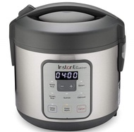 Instant Zest Rice Cooker, Grain Maker, and Steamer 8 Cups Cooks White Rice, Brown Rice, Quinoa, and Oatmeal From the Makers of Instant Pot