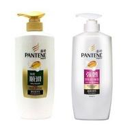 (小資族購物站) 潘婷 Pantene 強韌頭髮減少斷裂養護洗髮乳 絲質順滑潤髮精華素 染燙修護洗髮乳 700ml