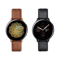 【SAMSUNG 三星】Galaxy Watch Active2 GPS藍牙智慧手錶 不鏽鋼 44mm(R820)