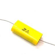 2uF 630V 無極性電容 臥式電容 黃色電容 油質電容