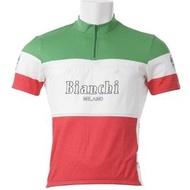 Nalini Bianchi Milano Hozan 專業車衣 綠白紅, 尺寸: S