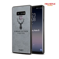 NEWSTYLE Samsung Galaxy note 9 HP case/cover casemate matte case casing cover  Samsung HP Grey