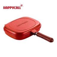 HAPPYCALL 熱循環不沾煎烤IH加大雙面鍋