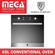 Ef Kitchen 65L Built In Mirror Glass Conventional Oven Ae 5703