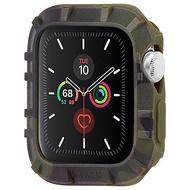 美國 Pelican Apple Watch 38-40mm 1-6代/SE保護者保護殼-迷彩綠