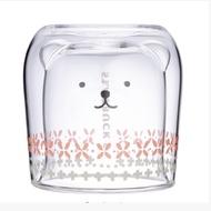 ✨現貨✨北極熊雙層玻璃杯Starbucks星巴克