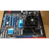 AMD X4 965+M4A87TD+16G RAM+MS-V809 VGA 可跑win10