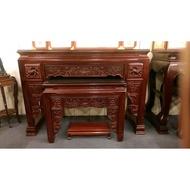 全國紅木家具 紅木 麒麟 神桌 長五尺八 寬兩尺二 高四尺二