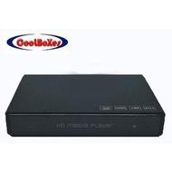 酷盒M4可內置2.5吋硬碟 RMVB播放器HDMI支援MKV AVI MP4格式 連續長假必備-免運費