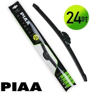 【PIAA】日本PIAA 雨刷 24吋/600mm 歐系車通用軟骨/Si-TECH(撥水矽膠雨刷)