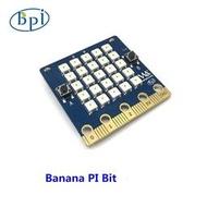 Banana pi BPI-bit像搭積木一樣做編程的開發板少兒編程芯板坊
