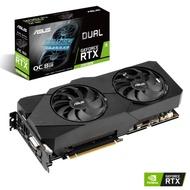 ASUS Dual GeForce RTX 2060 SUPER O8G EVO 顯示卡