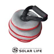 可調式健身沙袋壺形啞鈴9KG 調整重量健身核心肌群重量訓練kettlebell競技壺鈴沙袋提壺啞鈴健身器材