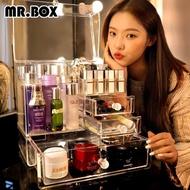 【Mr.Box】透明壓克力 大容量防塵收納盒