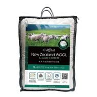 好市多代購-11/15-11/24特價-CALIPHIL雙人/雙人加大紐西蘭純天然羊毛被-一單限一組
