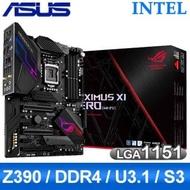 ASUS 華碩 ROG MAXIMUS XI HERO(WI-FI) LGA1151主機板 (ATX/3+2年保) (贈)華碩 ROG Strix Impact 電競鼠