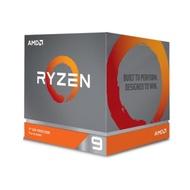 AMD Ryzen 9 3900X 十二核心處理器《3.8GHz/70M/105W/AM4》