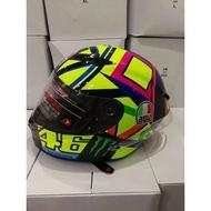 agv義大利 AGV K3SV K3-SV 全罩帽 透氣 排汗 專用頭頂 內襯 感動 五大洲 夢想時光