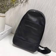 COACH 71751 蔻馳胸包 男生背包 海外代購 挎包