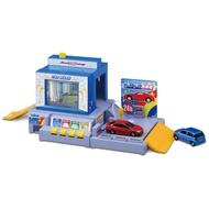【Fun心玩】TW96111 麗嬰 TOMY 多美 交通世界 新城鎮 TOMICA 洗車場遊戲組(不含小車) 生日 禮物