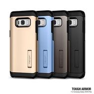 【SPIGEN】Galaxy S8 Tough Armor-美國軍規認證防震保護殼