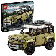 LEGO 樂高 Technic Land Rover Defender 42110 Building Kit