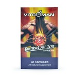 Vitroman Tongkat Ali 100, 60 capsules
