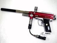 武SHOW M3黑龍 全金屬 17mm 漆彈槍 鎮暴槍 紅(BB槍BB彈玩具槍空氣槍手槍CO2槍CO2直壓槍模型槍競技槍