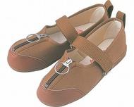復健鞋W505 22cm茶 Shop de Clinic