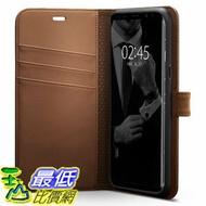 [106 美國直購] Spigen 565CS21636 棕色 [Wallet S] Samsung Galaxy S8 Case 皮夾式 手機皮套 保護套