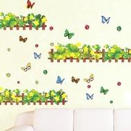 【現貨】花圃踢腳板壁壁貼 踢腳板壁貼 客廳佈置 居家佈置