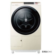 HITACHI 日立 12.5KG日本原裝擺動式飛瀑左開洗脫烘滾筒洗衣機(BDSV125AJ)