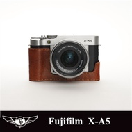 【TP original】相機皮套 快拆式底座 Fujifilm X-A5 XA5 專用