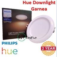 Philips Hue Downlight Garnea 7W, 10.5W False Ceiling Recess LED Smart Light