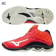 WAVE LIGHTNING Z6  MID 男款排球鞋  ENERZY中底材質 V1GA200563【美津濃MIZUNO】
