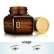Bioaqua嫩滑柔膚眼霜保濕抗皺紋眼霜20g